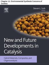 New and Future Developments in Catalysis: Chapter 12. Environmental Synthesis Concerns of Zeolites