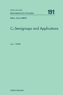 Co-Semigroups and Applications