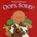 Oops, Sorry!