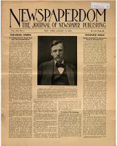 Newspaperdom: Volume 8, Issue 3