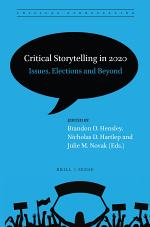 Critical Storytelling in 2020: Issues, Elections and Beyond