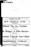 The China Monthly Review PDF