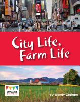 City Life  Farm Life PDF