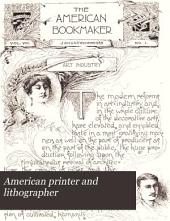 American Printer and Lithographer: Volume 8