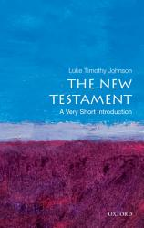 The New Testament A Very Short Introduction Book PDF