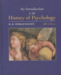 An Introduction To The History Of Psychology Book PDF