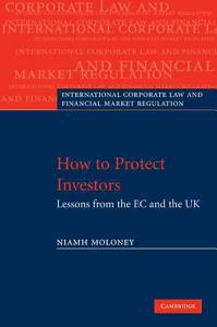 How to Protect Investors PDF