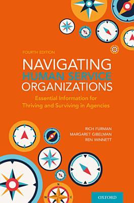 Navigating Human Service Organizations PDF