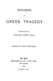 Eschylus and Sophocles
