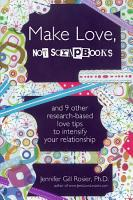 Make Love  Not Scrapbooks PDF