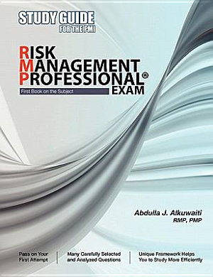 Study Guide for the PMI Risk Management Professional  R  Exam PDF