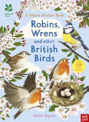 National Trust: Robins, Wrens and Other British Birds