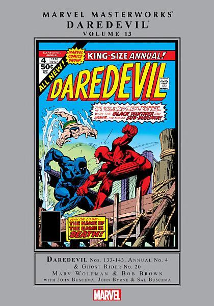Daredevil Masterworks Vol 13