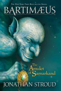 The Amulet of Samarkand  A Bartimaeus Novel Book