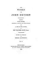 The Works of John Dryden: Poetical works