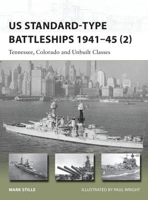 US Standard type Battleships 1941   45  2