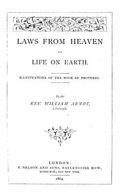 Laws from Heaven for Life on Earth PDF
