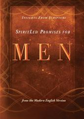 SpiritLed Promises for Men: Insights from Scripture from the Modern English Version