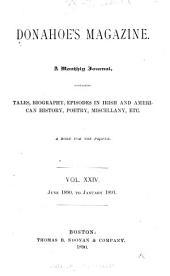 Donahoe's Magazine: Volume 24