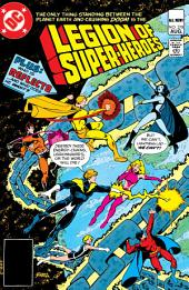 The Legion of Super-Heroes (1980-) #278