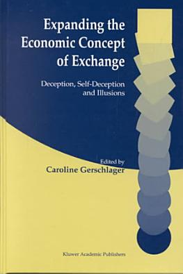 Expanding the Economic Concept of Exchange PDF