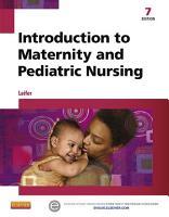Introduction to Maternity and Pediatric Nursing   E Book PDF