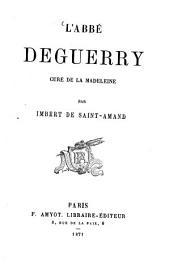 L'abbé Deguerry, curé de la Madeleine à Paris