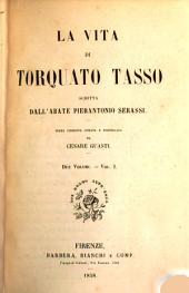 La vita di Torquato Tasso: Volume 2