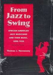 From Jazz To Swing Book PDF