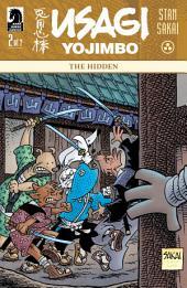 Usagi Yojimbo: The Hidden #2