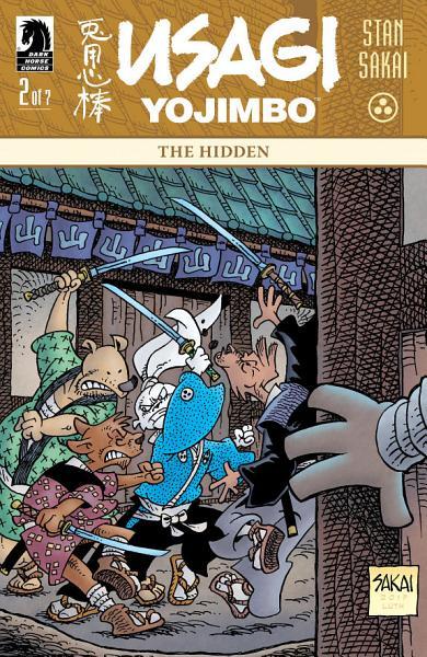 Usagi Yojimbo  The Hidden  2 PDF