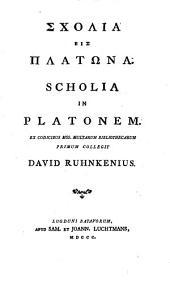 Scholia in Platonem