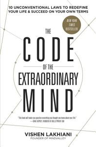 The Code of the Extraordinary Mind Book