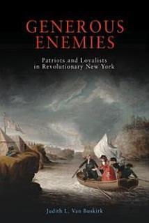 Generous Enemies Book