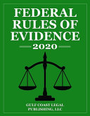 Federal Rules of Evidence 2020 PDF