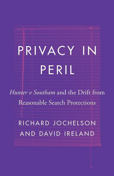 Download Privacy in Peril Book