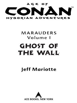 Age of Conan  Ghost of the Wall PDF