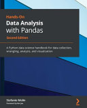 Hands On Data Analysis with Pandas   Second Edition PDF