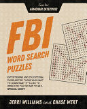 FBI Word Search Puzzles