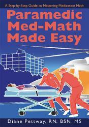 Paramedic Med Math Made Easy Book PDF