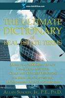 The Ultimate Dictionary of Real Estate Terms PDF