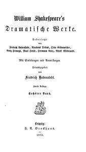 William Shakespeare's dramatische Werke: König Richard der Dritte