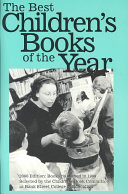 The Best Children s Books of the Year 2000 PDF