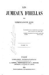 Les Jumeaux d'Hellas: Volume2