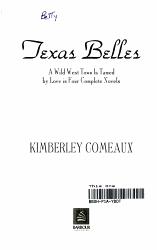 Texas Belles PDF