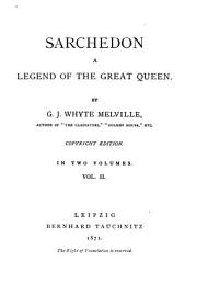 Sarchedon  A Legend Of The Great Queen