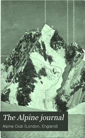 The Alpine Journal: Volume 29