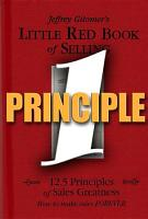 Little Red Book of Selling Principle 1 PDF