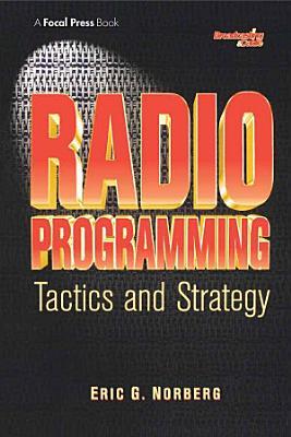 Radio Programming  Tactics and Strategy