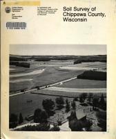 Soil Survey of Chippewa County  Wisconsin PDF
